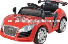 2013 hot sale ride on car for kids