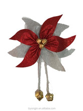 Christmas decoration ,Christ pvc flower