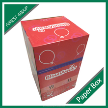 CUSTOMIZED CARDBOARD PACKAGING FOR BALLOON