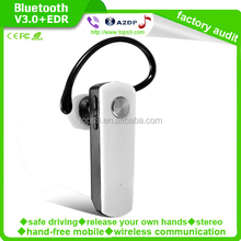 Wireless Bluetooth Stereo Headset With Music Play ,Hand Free,Noise Cancelling,Microphone For Mobile Cellphone