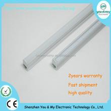 4fts high quality 3528 16W integration t5 integration led tube light, led lighting tube 16 watt