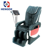 Pedicure spa massage chair, luxury 3D zero grarity L shape and sliding Hengde massage chair