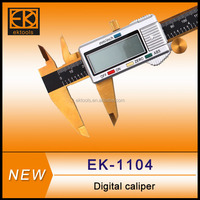 digital calipers with lcd display with upper jaw