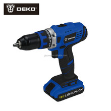 18V DC New Power Tool Mobile Power Bank Lithium Battery Cordless Drill