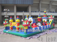 Mickey Mouse inflatable castle, inflatable cartoon bouncer