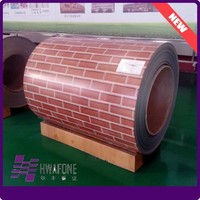 China Alibaba wholesale PPGI coil/PPGL steel coil from factory exported to Taiwan