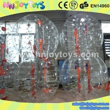 Zorbing Football Suit Inflatable Bumper Bubble Ball