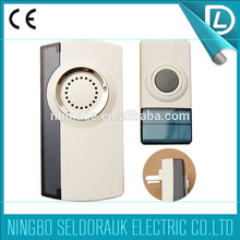 OEM/ODM available battery type remote control installing a doorbell