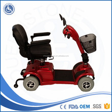 One seat New design four wheels electric Scooter manufacturer for adult