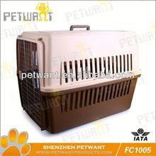purple dog kennel 4 side of ventilation fc-1005