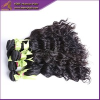 8inch malaysian hair sample online Fast shipping 100% unprocessed virgin malaysian hair
