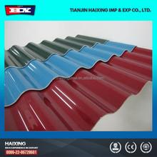 galvanized corrugated steel sheet gi sheet sealant