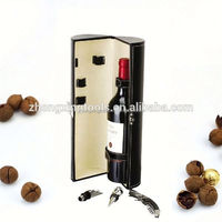Sale! 2014 new design China manufacture wholesale colorful wine accessories gift set