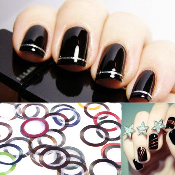 1 Pack of Nail Stickers