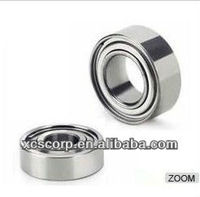 Small Bearing 691X-2RS1.5x5x2.6 mm Abec-1 to Abec-7 Radial Clearance,Small appliance bearing