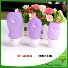 Newest Silicone packaging mojito bottle,Silicone Milk bottle,Heart bottle Made In Dongguan China