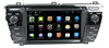 Toyota corolla 2013-2014 Android 4.4 Car DVD Player With GPS Navigation