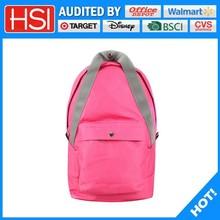 audited factory wholesale price beloved pvc school bag