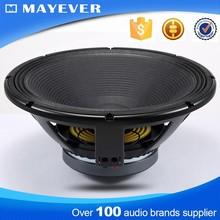 LF18X400 100mm/4inch coil 800W 18 inch newest design wholesale surround sound speakers dj speaker for sale