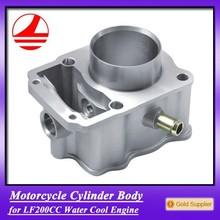 China LiFan 200CC Motorcycle Cylinder Parts 3 wheel motorcycle block