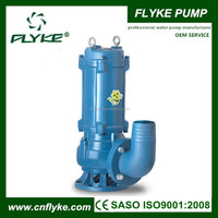 WQ/WQD Series Submersible Sewage Pump/Slurry Pump for Dirty Water with Float Switch