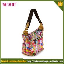 Customized popular women shoulder bags messenger bag wholesale