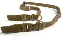 The United States army version of tactical equipment with high quality double points a gun on the rope
