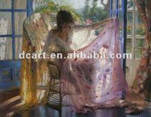 Artist Art Impression Canvas Art