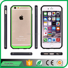 """new trade assuarance alibaba supplier mobile combo hybrid cover protector tempered glass phone case for iphone 6g 6s plus 5.5"""""""