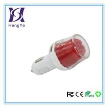Custom 12v output dc 12v-24v inputcar usb battery charger for panasonic cordless phone/htc/ps4