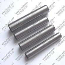 Hardened and ground dowel pins