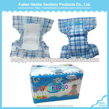 Comfortable Disposable High Absorbency Baby Diapers Good Quality & Economic