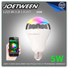 New superior quality bluetooth RGB LED lamp with music speaker
