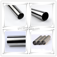 SS 201/304/409/316L Stainless steel welded pipe weight price per kg