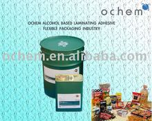Solvent free adhesive for film dry laminating