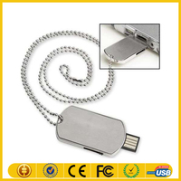 Customized Personalized Twister dog tag usb pen drive