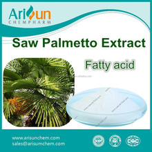 Factory Supply Saw Palmetto Extract 90% Fatty Acid Powder