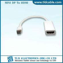 Active Mini DisplayPort DP to HDMI Male to Female Adapter Converter