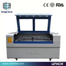 High speed!!! laser cutting machine 1610 Unich fabric laser cutting machine/solar cell laser cutting machine