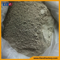 Unshaped Refractory Material Silicon Base Acid Lining for Induction Fuenace Dry Ramming Mass Material