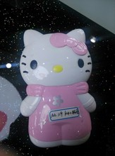 Hello Kitty Cute Power Bank 10000mAh Portable Battery Pack Hello Kitty 3D Cartoon Design Charger For all Mobile Phone