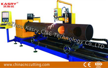 Manufacture Industry Plasma/Oxyfuel Cutting Machine for Pipe Metal