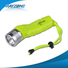 Q5 LED diving flashlight