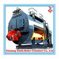 Uso industrial de gas de la caldera de la caldera con quemador de piezas, de combustible de la caldera de gas para la venta