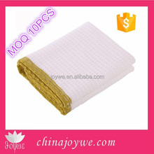 Supply From Factory Reasonable Price Cotton Massage Baby Waffle Blankets