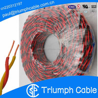 1.5 SQMM copper conductor stranded PVC insulated twisted wire