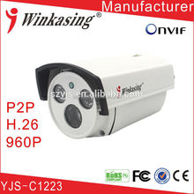 4 x digital zoom sport camera sj4000 Cost-effective infrared megapixel CCTV digital security camera IP Camera YJS-C1223