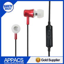 High end new design comfortable in ear headphones for promotion