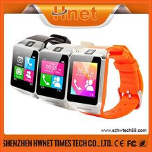 """2014 new 1.54"""" touch screen wrist price of smart watch phone"""