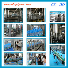 easy operation of water filling machinery with low cost